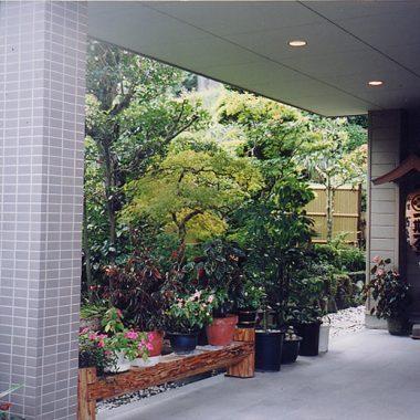 お多福旅館 外観