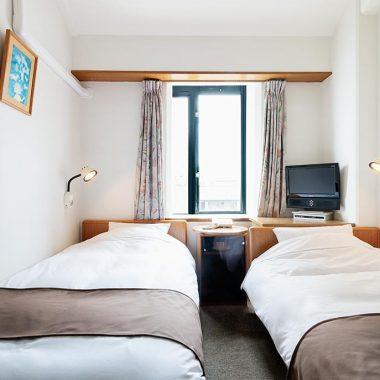 天橋立ホテル ツインルーム